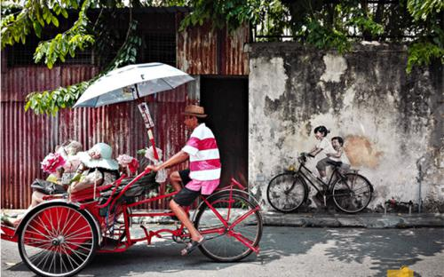 Sống chậm tại Penang