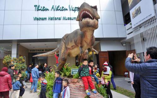 Khám phá Bảo tàng Thiên nhiên Việt Nam