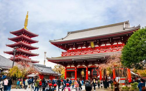 Chiêm ngưỡng 10 ngôi đền đẹp nhất nước Nhật