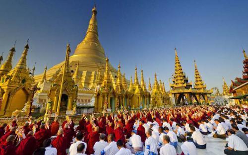 Yên bình Myanmar