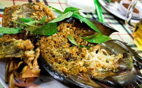 Những món ăn níu chân du khách khi tới Hạ Long