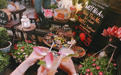 Check in 5 tiệm cà phê cổ điển, bình yên ở Hội An