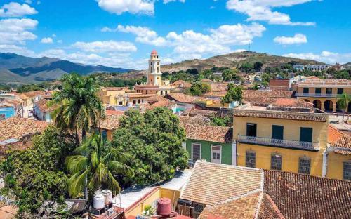 Trinidad – bản giao hưởng nhuộm màu hoài niệm của Cuba