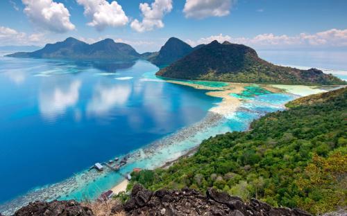 Du lịch hè, đừng quên ghé thăm 5 hòn đảo đẹp nhất Borneo