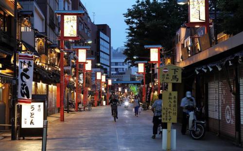 Những trải nghiệm không thể bỏ qua khi khám phá khu phố cổ Asakusa