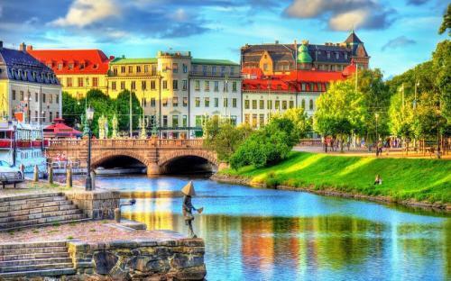 Những điều điên rồ chỉ có tại Thụy Điển