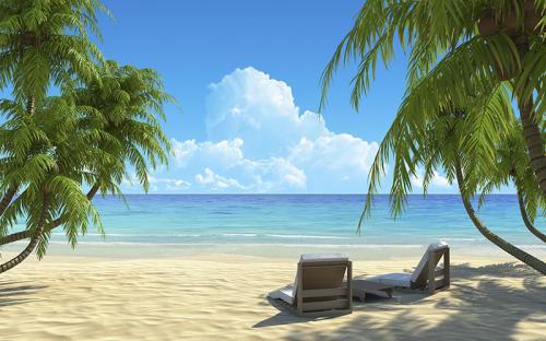 Bãi biển Dốc Lết dành cho ai thích vẻ đẹp hoang sơ yên bình