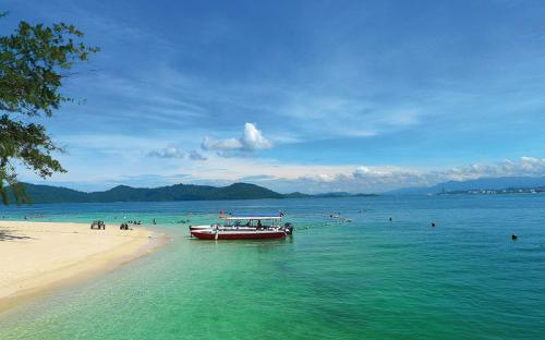 Kota Kinabalu – Phố biển hiền hòa của Malaysia