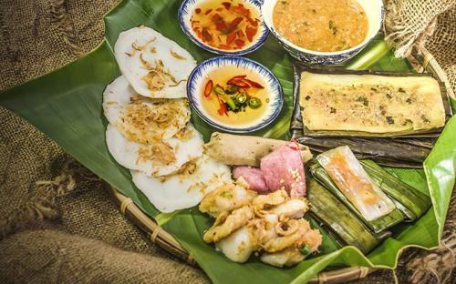 """Làng nghề ẩm thực """"Nam Phổ"""""""