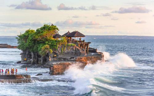 Đến Bali để đam mê…