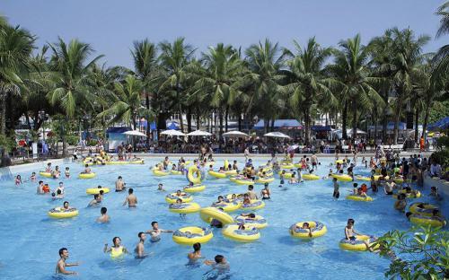 Các công viên nước trẻ em nào cũng mê ở Hà Nội