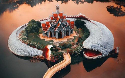 Ancient City nơi tiên cảnh trần gian hớp hồn du khách
