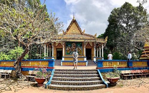 5 ngôi chùa Sóc Trăng lên hình không thua kém gì ở xứ sở chùa Vàng