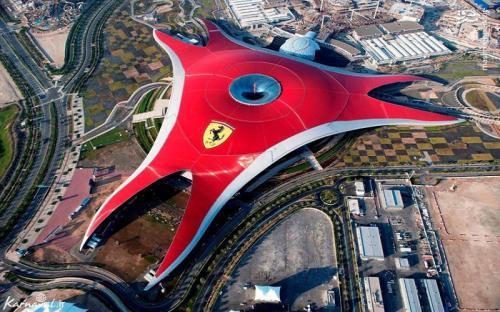 Đi đâu khi đến thủ phủ UAE - Abu Dhabi?