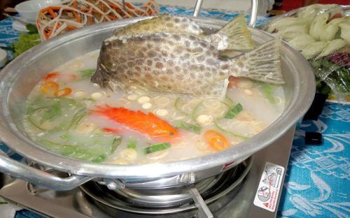 Nhớ món cá nâu nấu mẻ Bạc Liêu