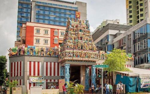 Hành hương tại 9 ngôi đền Hindu nổi tiếng ở Singapore