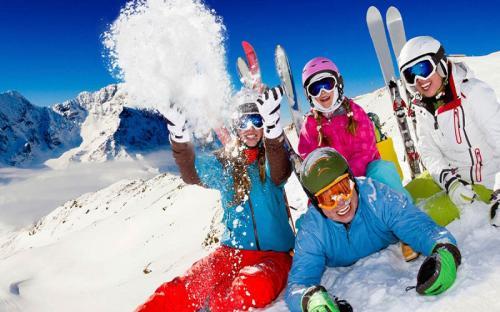 Mùa hè đến Úc trượt tuyết thì còn gì thú vị hơn?
