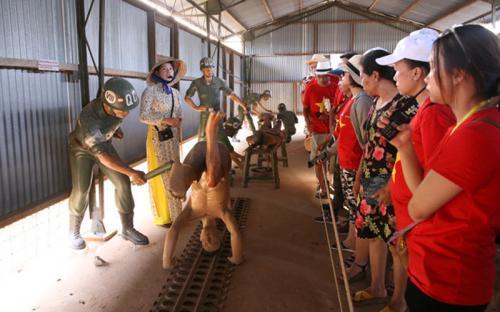 Di tích lịch sử Nhà tù Phú Quốc: Bản hùng ca giữa trùng khơi