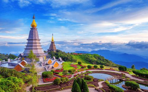 Sức hút Chiang Mai – Bông hồng của miền Bắc Thái Lan