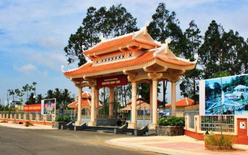 Đến xứ sở sen hồng viếng cụ Phó bảng Nguyễn Sinh Sắc