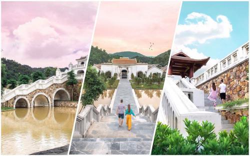 Legacy Yên Tử - Thánh địa nghỉ dưỡng ẩn mình dưới chân Yên Tử
