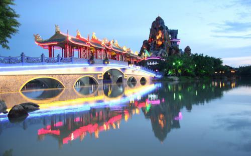Giải toả stress tại khu du lịch Long Điền Sơn - Tây Ninh