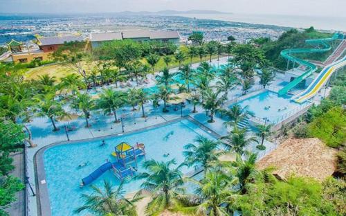 Dạo chơi Hồ Mây Park – công viên nước trên núi số 1 Việt Nam