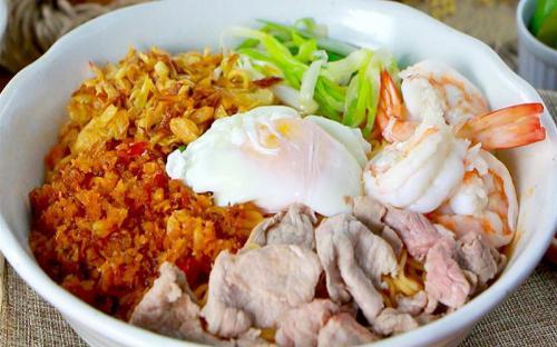 Top 10 quán mì trộn Sài Gòn cho dân sành ăn