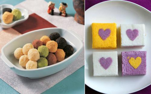 Muốn may mắn cả năm, hãy đến Hàn Quốc thưởng thức những món bánh này