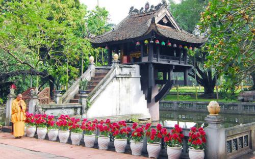 Những điểm du lịch tâm linh ở Hà Nội mà bạn nên tới vào tháng Vu Lan