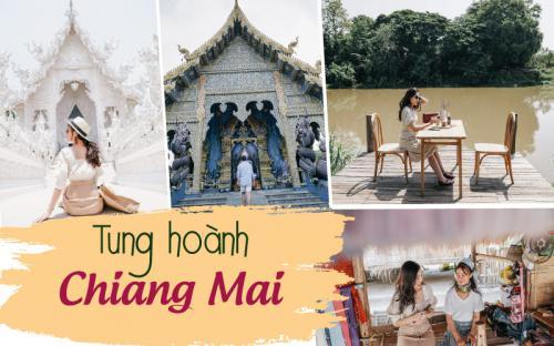5N4Đ tung hoành khắp Chiang Mai chỉ với 6 triệu đồng (p2)