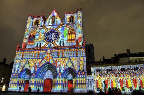 Đến Lyon tận hưởng hè nước Pháp