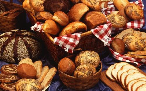 Bánh mì - món ăn không thể thiếu trong bữa ăn người Đức