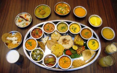 Siêu lòng với ẩm thực Ấn Độ