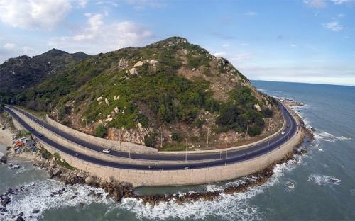 Phong cảnh hữu tình nên thơ ở núi Minh Đạm