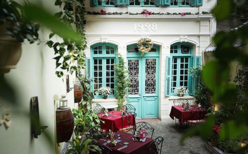 Hà Nội – thủ đô của những quán cà phê biệt thự hoài cổ