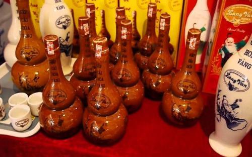 Rượu Làng Vân - thức uống làm mê hoặc thực khách