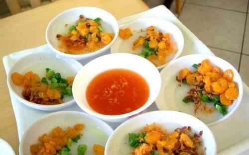 Bánh bèo - món đặc sản không thể bỏ qua của Tiền Giang