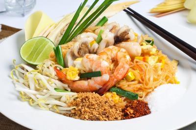 10 món ăn không thể bỏ qua khi du lịch Thái Lan