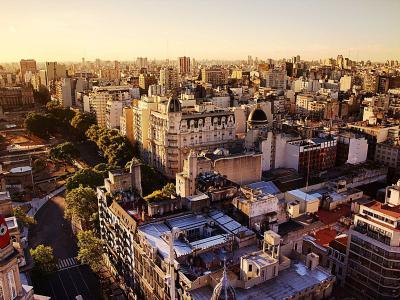 Đón giáng sinh ấm áp tại thành phố Buenos Aires, Argentina