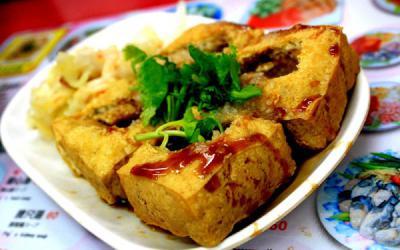 Đậu hũ thối Đài Loan - vừa ăn vừa bịt mũi vẫn tấm tắc khen ngon