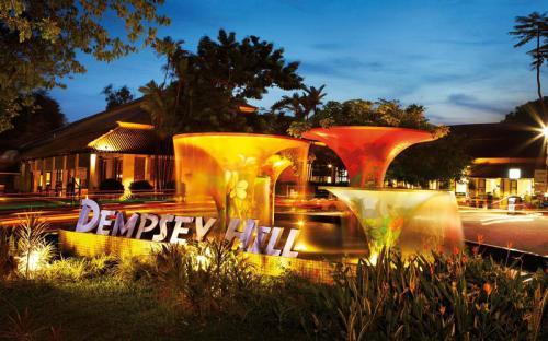 Đặt chân đến Dempsey Hill - không gian xưa cũ ở Singapore