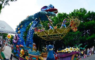 Disneyland Hồng Kông: Thiên đường vui chơi cho trẻ em