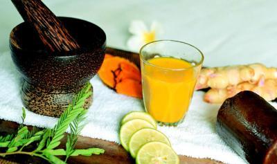 Jamu – loại đồ uống truyền thống tốt cho sức khoẻ của Indonesia