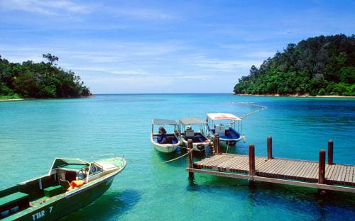 5 bãi biển đẹp gần Kota Kinabalu, Malaysia