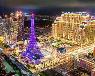 Đặc khu Macao xứng danh Lasvegas Châu Á