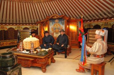 Cùng người Mông Cổ đón Tết Tsagaan Sar truyền thống trên thảo nguyên