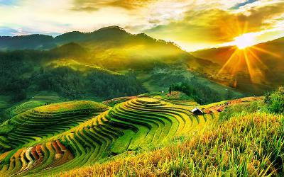Khám phá Mù Cang Chải - Một trong những vùng núi đẹp nhất thế giới