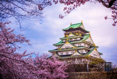 Osaka - nơi vẻ đẹp truyền thống và hiện đại giao hòa