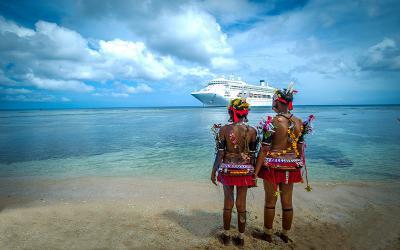 Du lịch Papua New Guinea thay đổi để hội nhập quốc tế